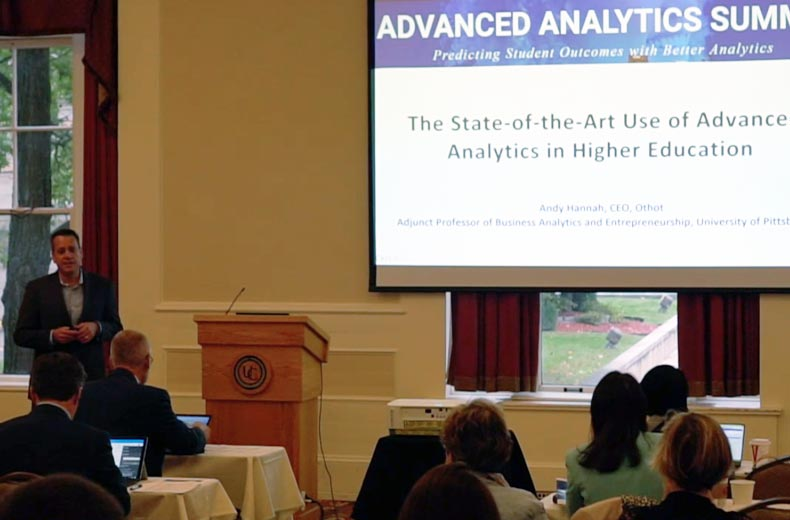 (AAS 2018 Recap) How Outcomes-Oriented Leaders Use Advanced Analytics in Higher Education
