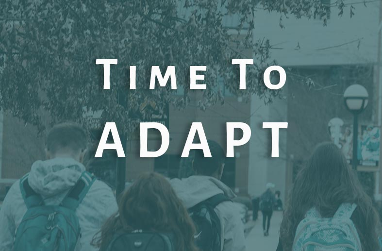 The Top 5 Priorities for Every VP of Enrollment to 'Adapt' in 2019