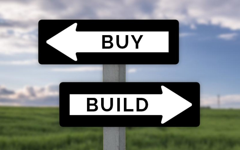 Making the Build vs. Buy Decision for Predictive Analytics
