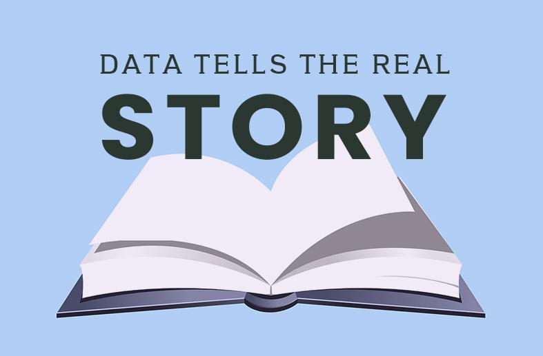 Data Tells A Story