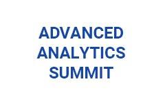 Advanced Analytics Summit