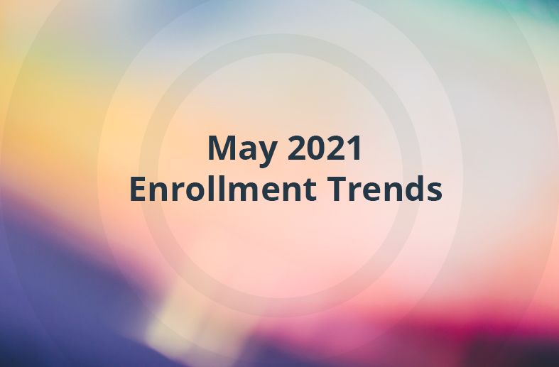 [2021] Higher Education Enrollment Trends: May Snapshot