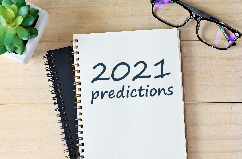 Fred's Five Predictions for Higher Education in 2021